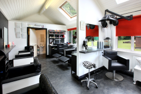 Jenz Hair Salon, Village Farm Health Club, Alnwick, Northumberland
