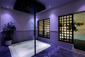 Spa Bath, Village Farm Health Club, Northumberland