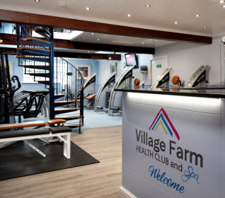 The Gym, Village Farm Health Club, Anlwick, Northumberland